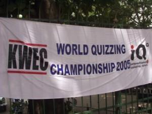 Vilniuje ketvirtą kartą vyks Pasaulio kvizų čempionatas