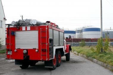 Vilniuje dūmais apsinuodijo vyras