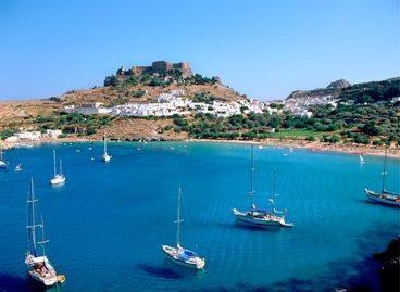 Graikijos Rodo salą supurtė žemės drebėjimas