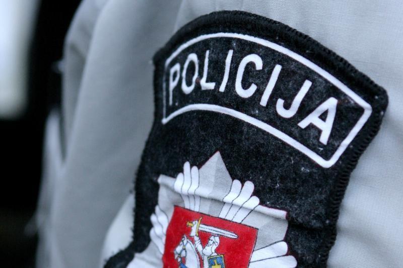 Telšių rajone girtas policininkas įtariamas sukėlęs avariją