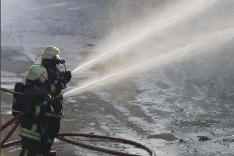 Švenčionių rajone per gaisrą žuvo moteris