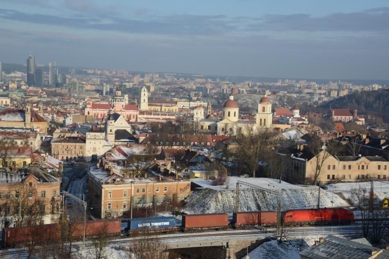Pastarosiomis dienomis miestuose padidėjo oro tarša