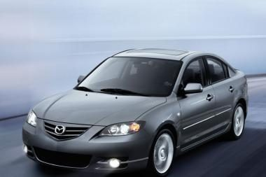 "Pagaminta jau 2 mln. ""Mazda 3"