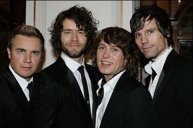 """MTV apdovanojimuose – publikos numylėtiniai """"Take That"""""""