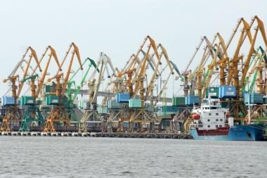 Klaipėdos uostas grasina nutraukti sutartį su
