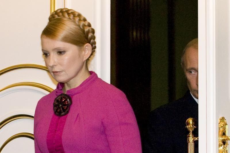 Ukrainos prezidentas nurodė ištirti J.Tymošenko sumušimą