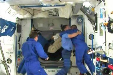 Tarptautinėje kosmoso stotyje pradedamas remontas