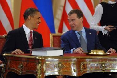 JAV: susitarimai su Rusija niekaip nepažeis Lietuvos  interesų