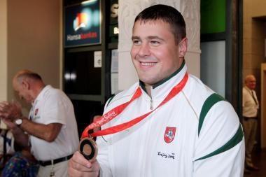 M.Mizgaičiui - Europos čempionato bronza