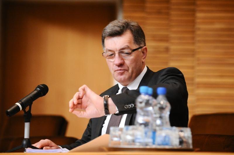 """A. Butkevičius: valstybė negali remti """"Žalgirio"""", bet ieško sprendimų"""