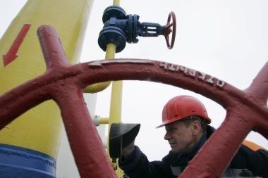 Rusija vėl griebėsi energetinio šantažo