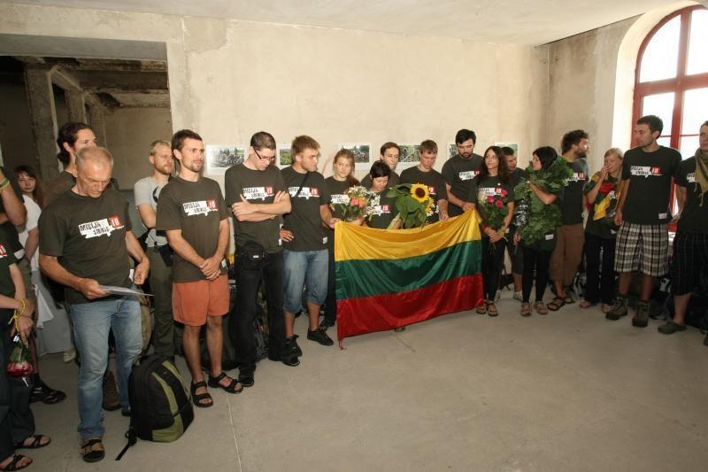 """Skelbiama projekto """"Misija Sibiras'12"""" dalyvių atranka"""