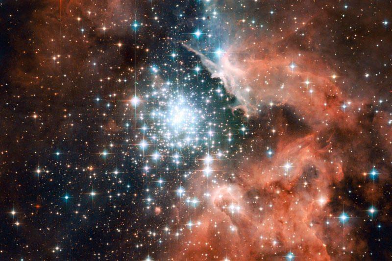 Planetų-klajūnių Paukščių Take –  nesuskaičiuojamai daug