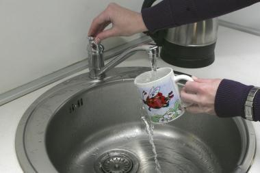 Gyventojai pasyviai rinkosi karšto vandens tiekėjus