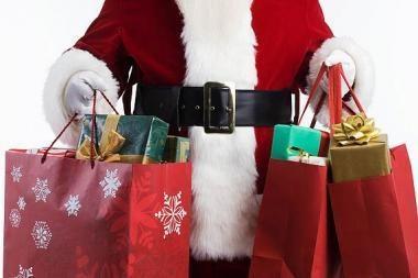 Vokietijos vartotojų Kalėdų išlaidos šiemet bus didžiausios per šešerius metus