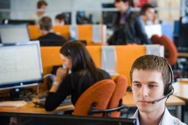 """""""Lintel"""" įdarbins maždaug 200 klientų aptarnavimo specialistų"""
