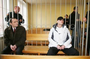 Verslininko žudikams paskirtos bausmės