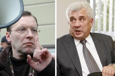 Klaipėdos meras: N.Puteikis – melagis