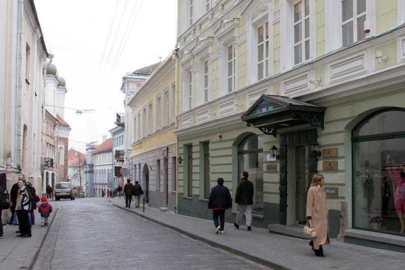 Vilniaus senamiestis laimėjo Baltijos šalių stebuklų apdovanojimą