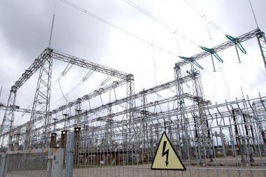 """Ruošiamasi elektros jungties """"NordBalt"""" statybai Klaipėdoje"""
