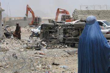 Afganistane iš kalėjimo pabėgo apie 1000 kalinių