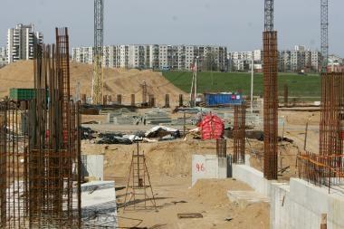 Teismas: nacionalinis stadionas Vilniuje statomas teisėtai