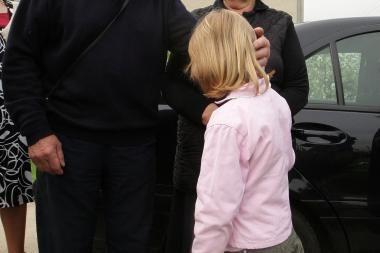 Panevėžio teismas nutartį dėl D.Kedžio dukros priėmė nematęs bylos