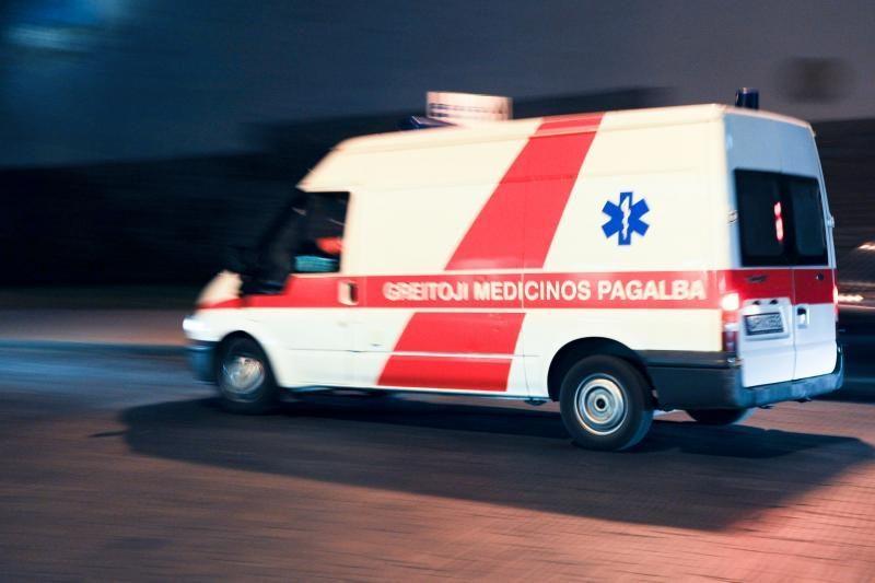 Ignalinos rajone mirtinai suvažinėtas ant kelio gulėjęs vyras