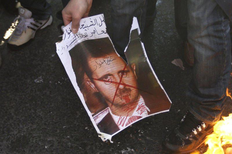 Vakarų pažadas: smūgio Sirijai reikia laukti artimiausiomis dienomis