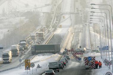 Tilto remontas kainuos per pusę milijono litų (atnaujinta 16.50 val.)