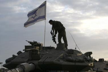 Izraelis skelbia apie operacijos Gazos ruože pabaigą