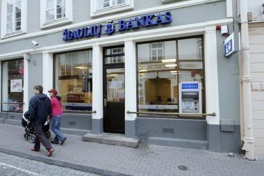 Šiaulių banko turtas per metus išaugo 13 proc.