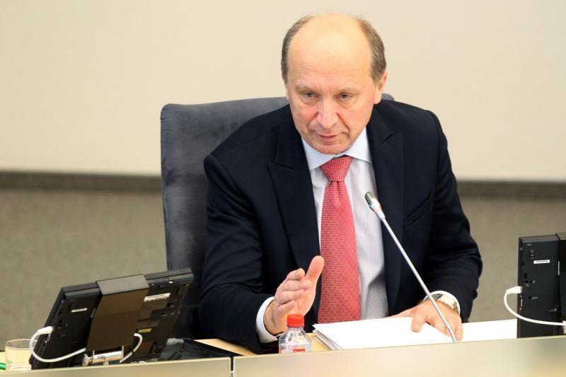 A.Kubilius: MMA didinimas turi būti siejamas su ekonomikos augimu