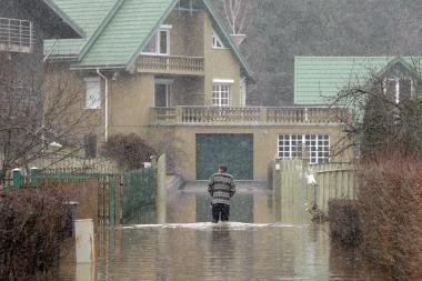 Hidroelektrinės - puiki apsauga nuo potvynių