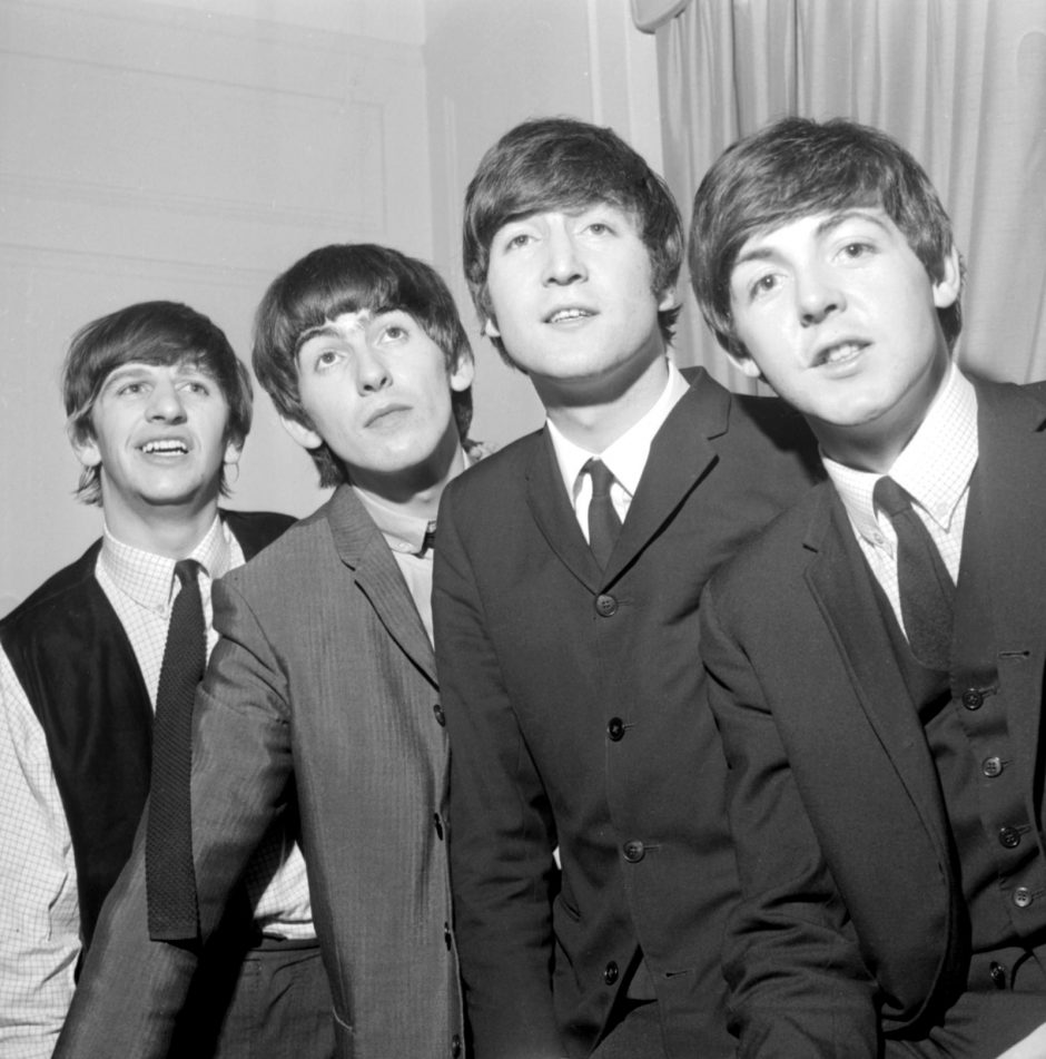"Aukcione - iki šiol negirdėtas ""The Beatles"