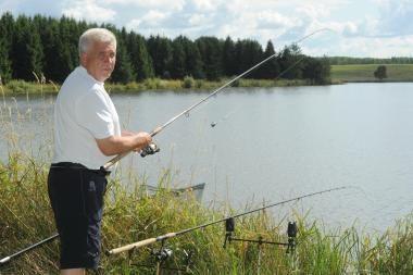 """Savaitgalį Klaipėdoje – """"Didžioji menkių žvejyba"""""""
