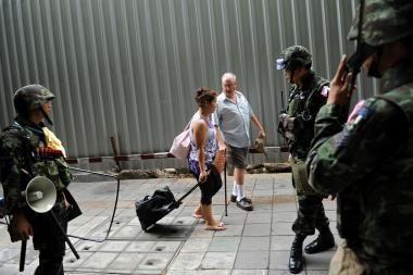 Turistų rojus praranda populiarumą
