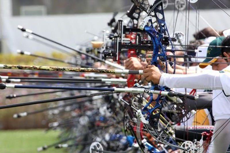 V.Šigauskas Europos šaudymo iš lanko čempionato aštunfinalyje