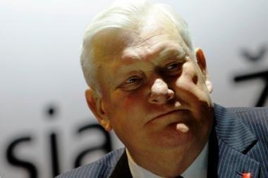 A.M.Brazauskas buvo Lietuvos valstybės simbolis, teigia V.Putinas