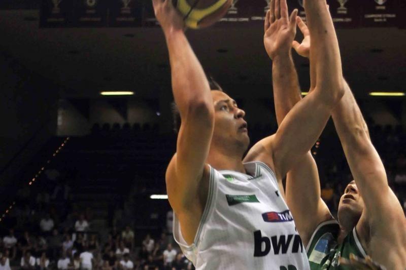 D.Motiejūno klubas pateko į tarptautinio krepšinio turnyro finalą