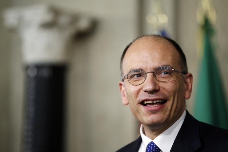 Kandidatas į Italijos premjerus - ambicingas politikos vunderkindas