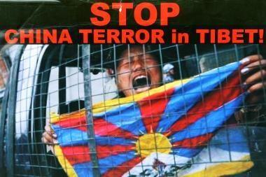 Vilniuje - svečias iš Tibeto
