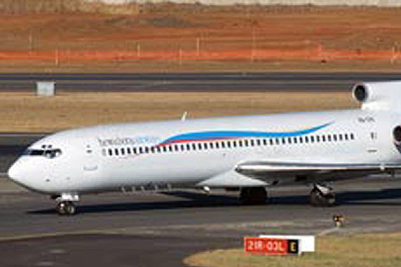 Ganoje sudužus lėktuvui žuvo mažiausiai 10 žmonių
