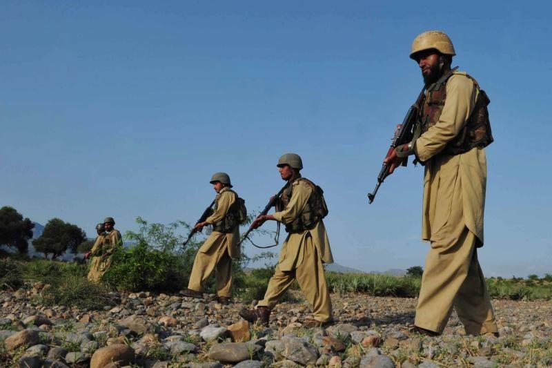 Pakistane per JAV bepiločio lėktuvo ataką žuvo dešimt kovotojų