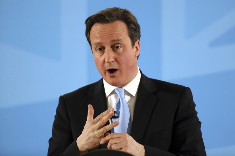 D. Cameronas ketina apriboti socialines garantijas migrantams