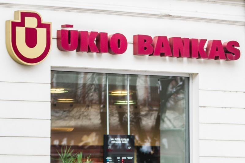 Išvadą dėl Ūkio banko Lietuvos banko valdyba svarstys pirmadienį