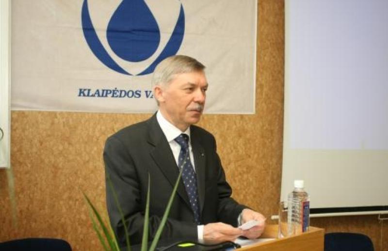 """Didins įmonės """"Klaipėdos vanduo"""" įstatinį kapitalą"""
