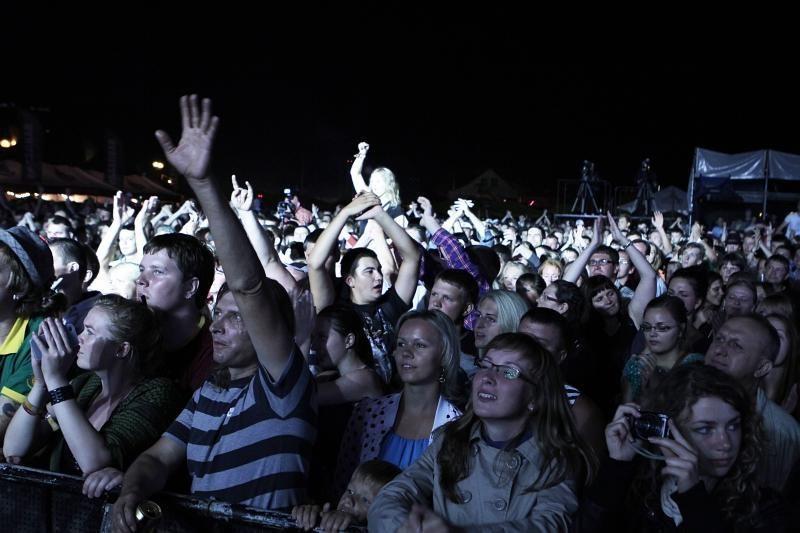Jūros šventės svečiams per naktį – apie 50 protokolų