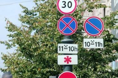 Ketina taisyti ir papildyti eismo taisykles