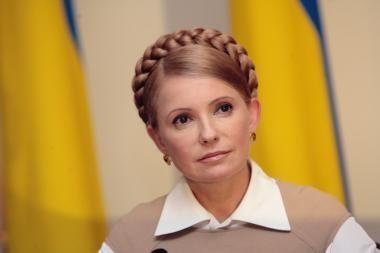 Julija Tymošenko iškelta kandidate